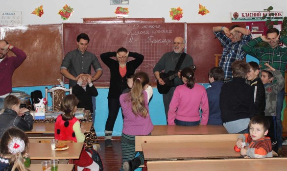 Orphanage | Youth With A Mission | YWAM Vinnitsa